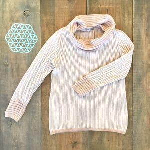 Calvin Klein oversize cowl neck warm sweater M